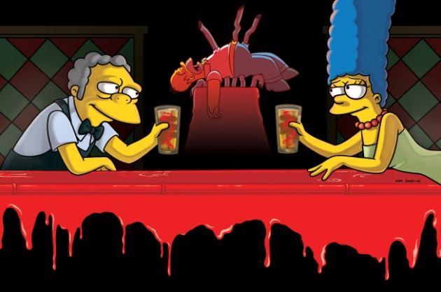 Moe Seduces Marge