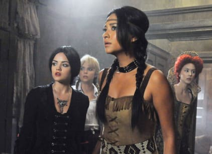 Watch Pretty Little Liars Season 2 Episode 13 Online