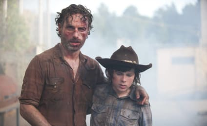 The Walking Dead Season 4 Finale Sets Ratings Record, DEVOURS Competition