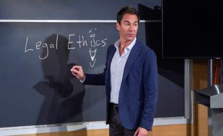 An Ethical Dilemma - Will & Grace