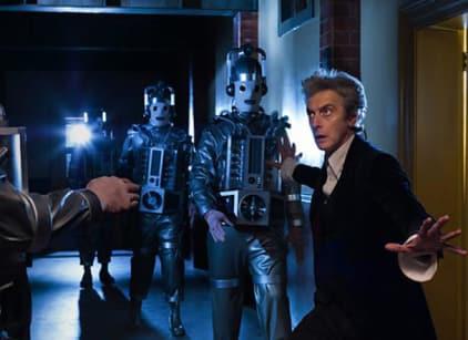 Watch Doctor Who Season 10 Episode 12 Online