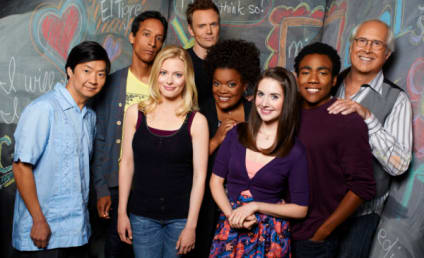 Community Cast: All Aboard for Season 4!