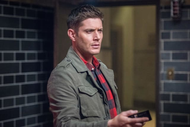 Dean Confused - Supernatural Season 13 Episode 16