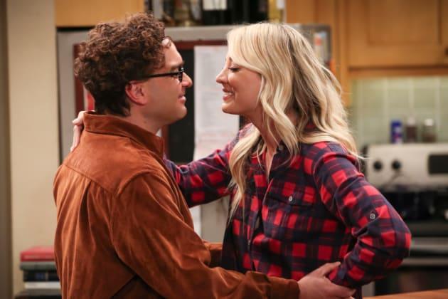 Keeping a Secret - The Big Bang Theory