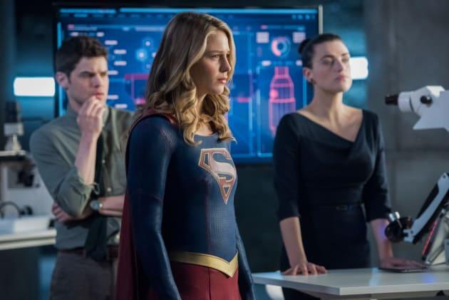 Saving Sam - Supergirl Season 3 Episode 19