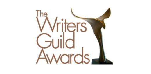 2015 Writers Guild Awards Logo