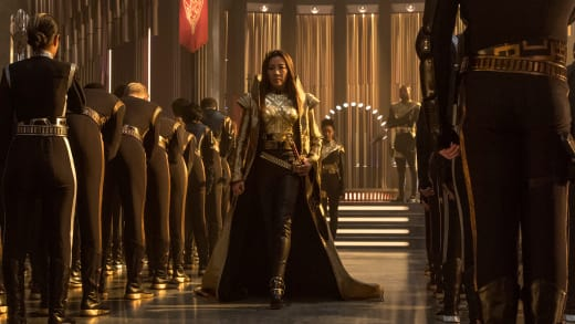 A Palace of a Ship - Star Trek: Discovery Season 1 Episode 12