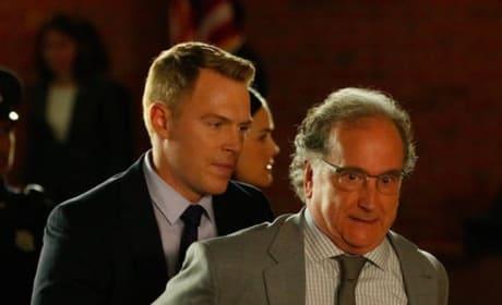 Arrested - The Blacklist Season 6 Episode 7