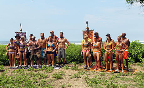 The Tribes Await Direction