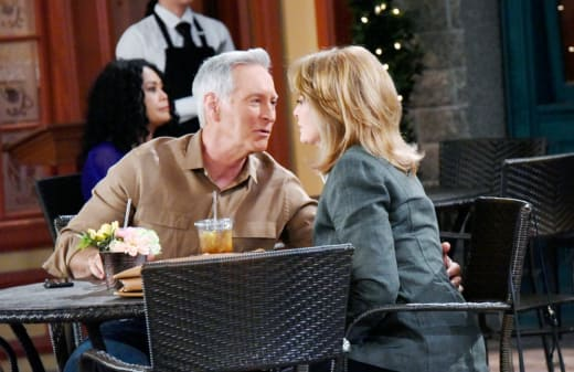 John and Marlena Plan a Wedding - Days of Our Lives