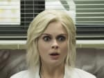 Liv Looks Shocked - iZombie