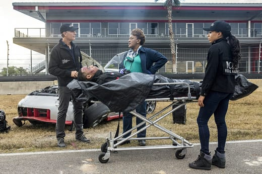 A Fatal Crash - NCIS: New Orleans