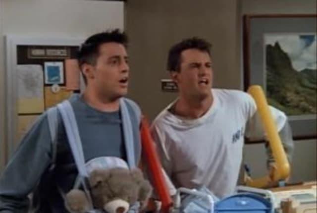 Watch Friends Season 2 Episode 6 Online - TV Fanatic