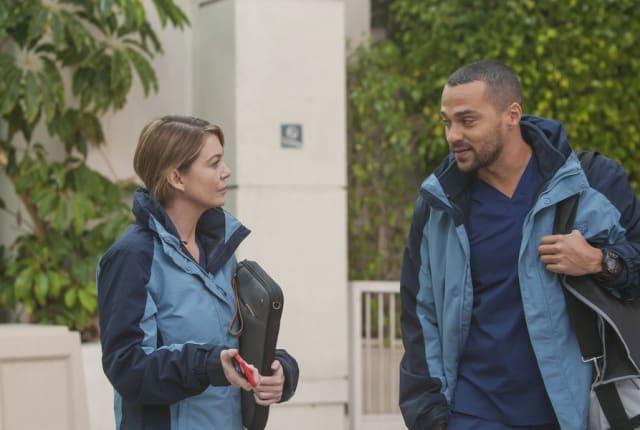 Greys Anatomy Season 12 Episode 13 All Eyez On Me Quotes Tv