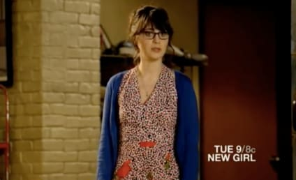 The Return of New Girl: Nudity! Pop Culture! Jess!