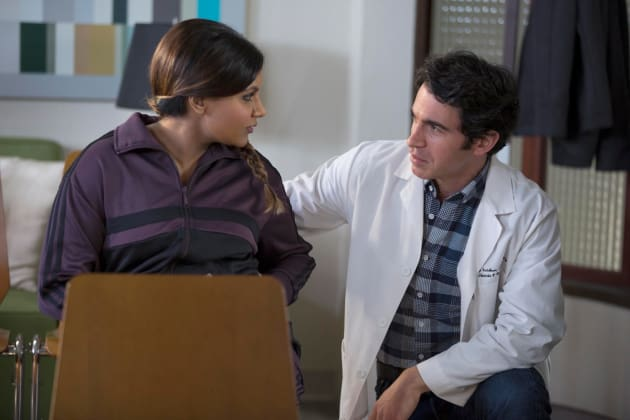 Body Image - The Mindy Project