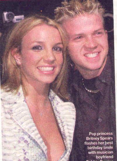 Robbie Carrico, Britney Spears