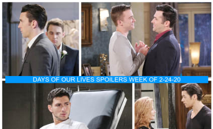 Days of Our Lives Spoilers Week of 2-24-20: Unraveling a Lie