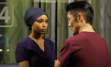 Chicago Med Season 5 Episode 19 Review: Just A River In Egypt
