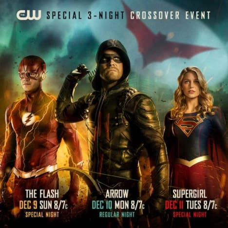 Arrowvers 2019 xover
