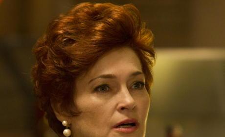 Carolyn Hennesy on True Blood