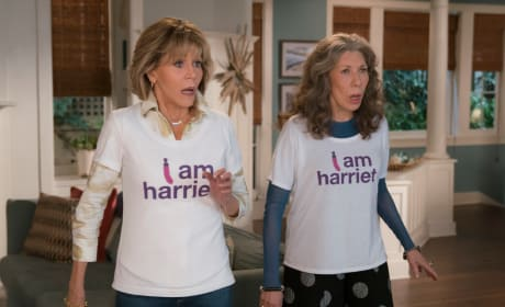 Friends Forever - Grace and Frankie