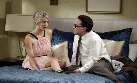 Newly married? - The Big Bang Theory Season 9 Episode 1
