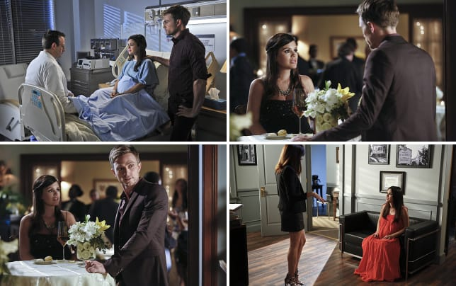 Zoe in the hospital hart of dixie season 4 episode 10