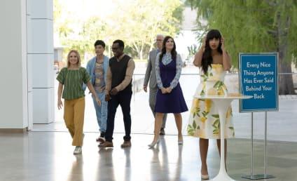 The Good Place Season 4 Episode 12 Review: Patty