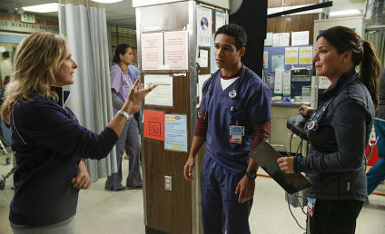 Code Black Season 2 Episode 10 Review: Ave Maria