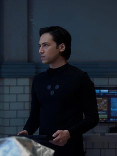Brainy - Supergirl Season 6 Episode 3