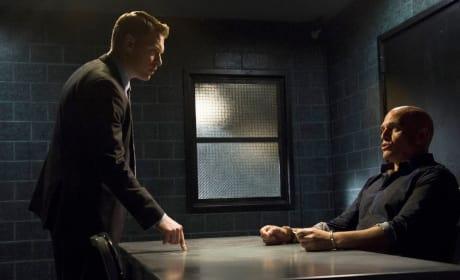 Ressler Interrogates Dmitri