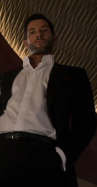 Lucifer Looking Down saison 5 épisode 1