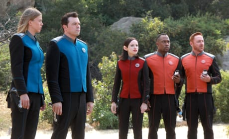 The Away Team - The Orville Season 1 Episode 12