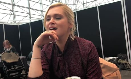 The 100: Eliza Taylor on Clarke's Different Role and Bellarke's New Normal