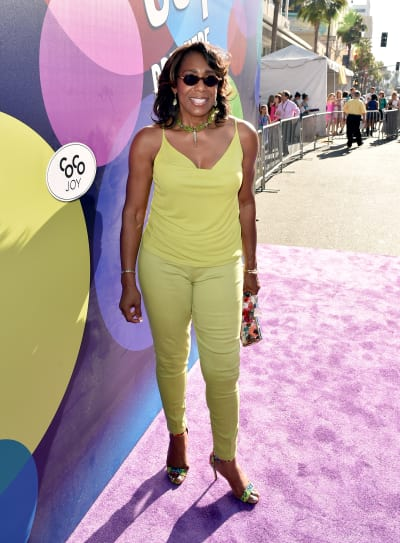Dawnn lewis Attends Inside Out Premiere