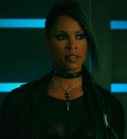 Cutter - Black Lightning Season 2 Episode 8