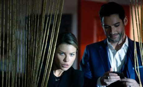Together Again - Lucifer Season 2 Episode 14