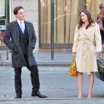 Ed and Leighton on G.G. Set