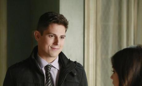 Holbrook is at Radley - Pretty Little Liars Season 5 Episode 12
