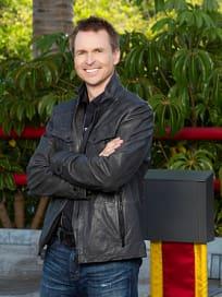 Amazing Race Host