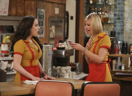 Watch 2 Broke Girls Season 4 Episode 21 Online