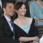 Lexie and Jackson on Grey's