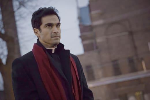 Father Tomas - The Exorcist Season 1 Episode 1