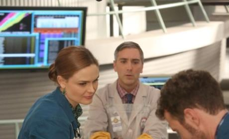 Scott Lowell on Bones