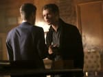 Klaus vs. Tristan - The Originals