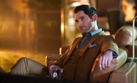 Who is He? - Lucifer Season 3 Episode 26
