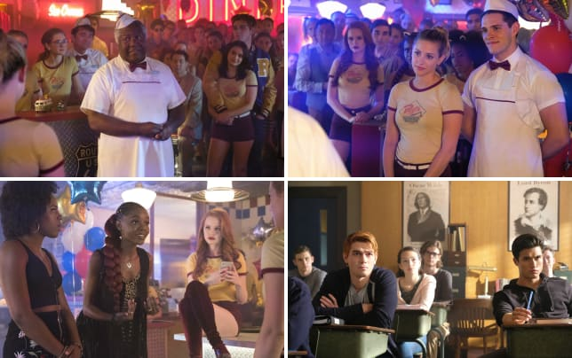 Save the chocklit shoppe riverdale s2e2