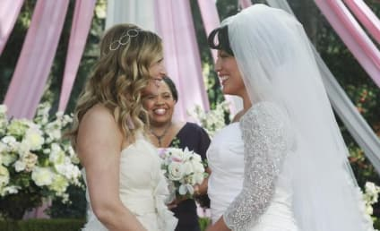 Grey's Anatomy Photo Gallery: Here Come the Brides!