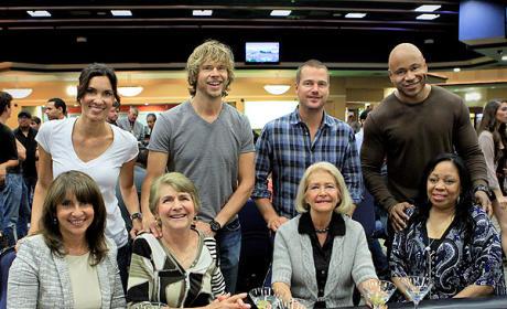 NCIS LA Cast, Moms